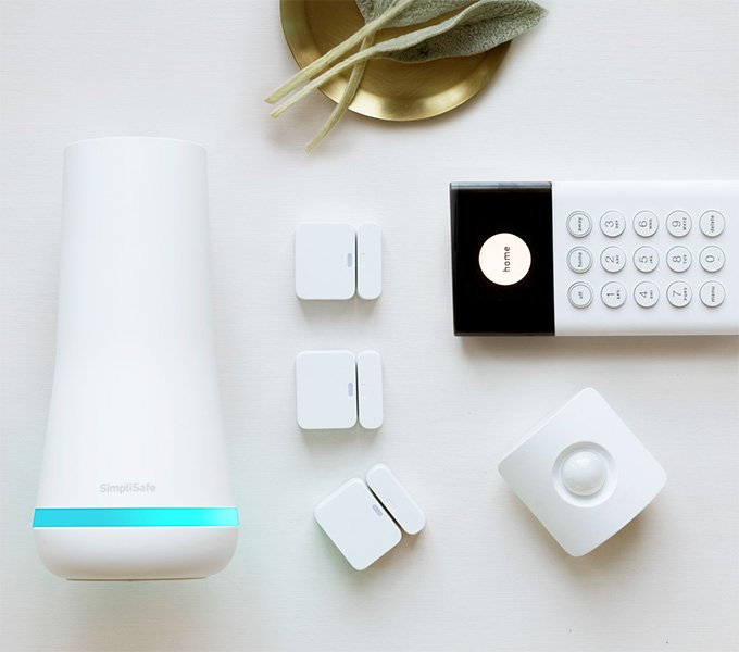 Wifi Security System by SimplySafe