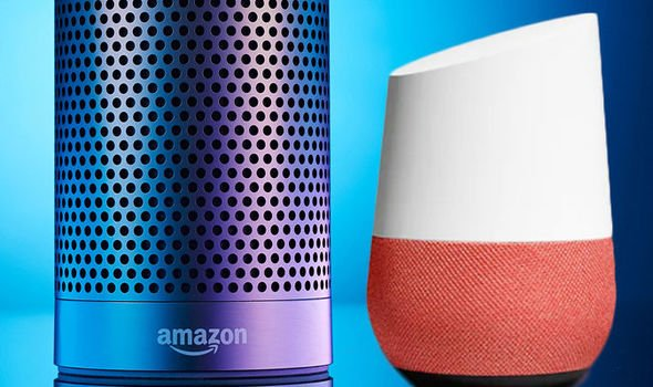 Amazon Alexa or Google Assistant for your home security